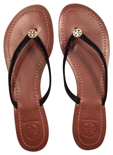 9b0f5447d78 Tory Burch Terra Thong Sandals Size US 9 Regular (M