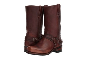 Frye Full-grain Leather Box New With Tags/Box Brown Chestnut Boots