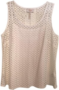 Laundry by Shelli Segal Top white