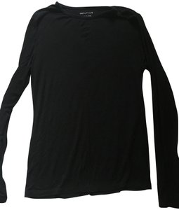 Lord & Taylor Basic Shirt Tops Sweater