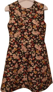 RED Valentino Micro-mini Jacquard Dress