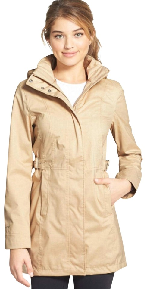02f92e734 The North Face Tan Laney Trench Raincoat Jacket Size 2 (XS) 52% off retail