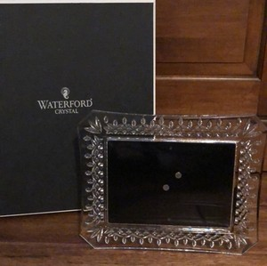 Waterford 5x7 Lismore Frame Decoration