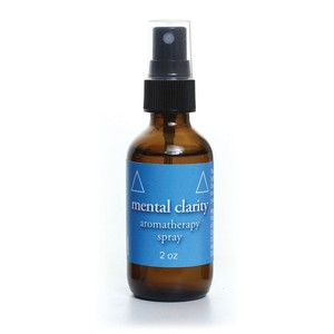 Essentials Boutique ESSENTIALS: Mental Clarity Spray - 2 oz.keep your mind focused