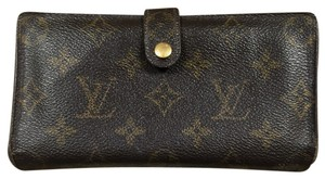 Louis Vuitton Louis Vuitton Kiss Lock Wallet