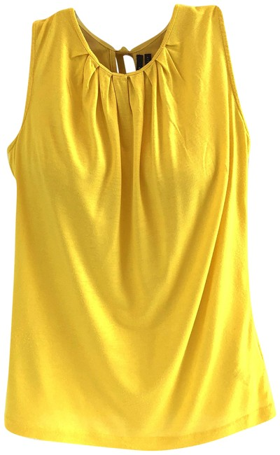 Preload https://img-static.tradesy.com/item/22919186/club-monaco-yellow-pleated-collar-with-bow-tie-at-back-tunic-size-4-s-0-1-650-650.jpg