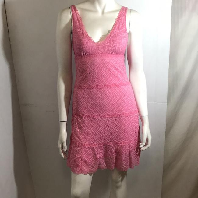 Cosabella short dress pink on Tradesy Image 2