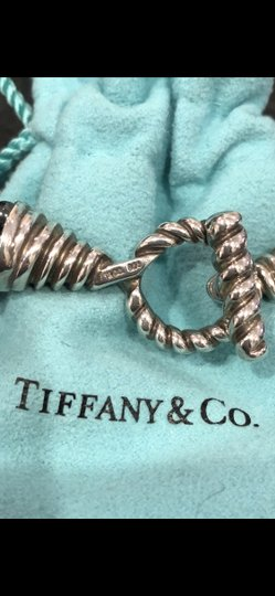 Tiffany & Co. Tiffany & Co. Multi-Strand Onyx Sterling Toggle Clasp Bead Necklace Image 3