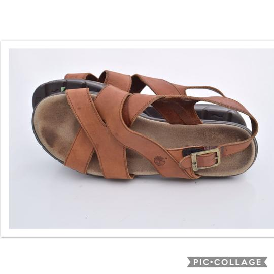 Timberland brown Sandals Image 1