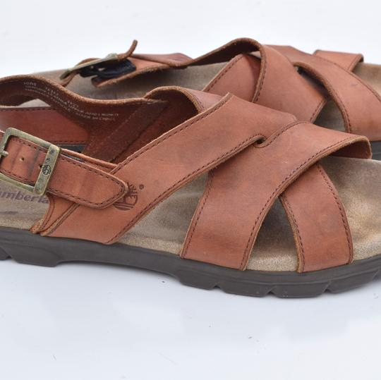Timberland brown Sandals Image 10
