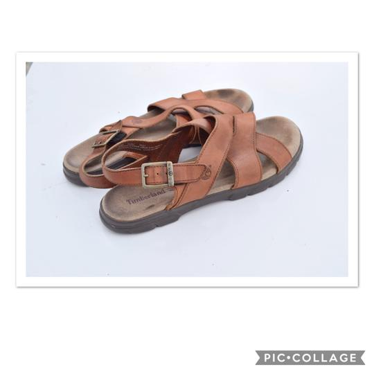 Timberland brown Sandals Image 2