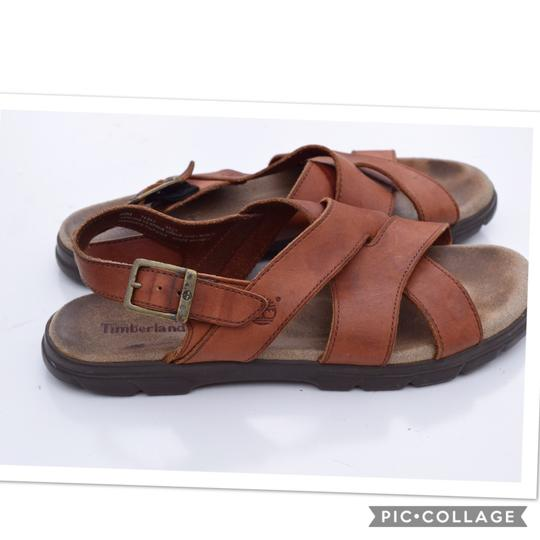 Timberland brown Sandals Image 3