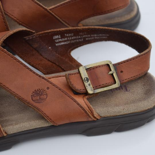 Timberland brown Sandals Image 4