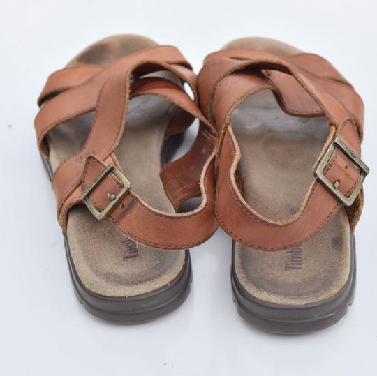 Timberland brown Sandals Image 5