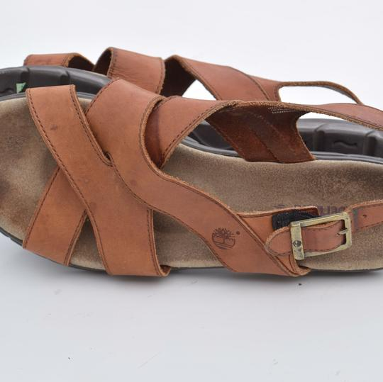 Timberland brown Sandals Image 7