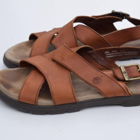 Timberland brown Sandals Image 8