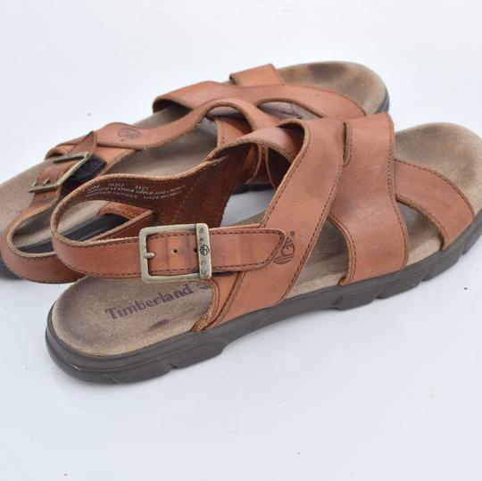 Timberland brown Sandals Image 9