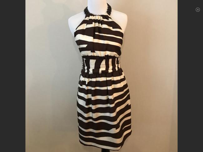 MILLY Animal Print Resort Work Dress Image 3