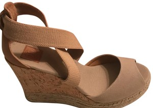 Tory Burch Sandal nude Wedges