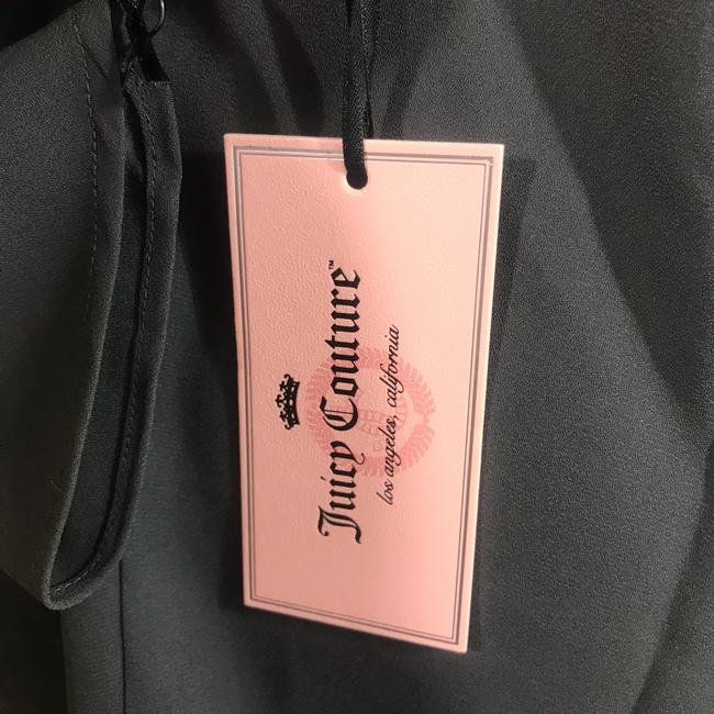 Juicy Couture Top Grey Forged Iron Image 7