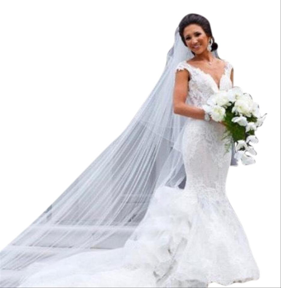 Pnina Tornai White Wind Upon Water 4444 Formal Shoes Size US 4 ...