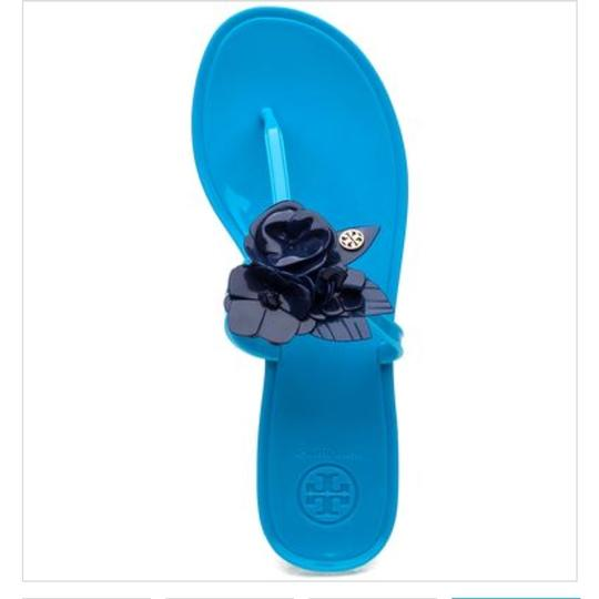 Tory Burch blue Sandals Image 3