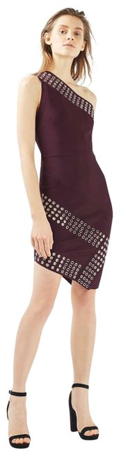 Topshop short dress Berry on Tradesy Image 0