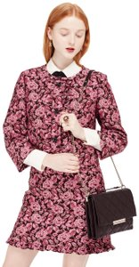 Kate Spade New York Emerson Place Lenia Quilted Leather Rich Crossbody Shoulder Bag