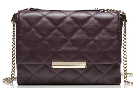 Kate Spade New York Emerson Place Lenia Quilted Leather Rich Crossbody Shoulder Bag Image 1