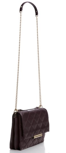 Kate Spade New York Emerson Place Lenia Quilted Leather Rich Crossbody Shoulder Bag Image 3