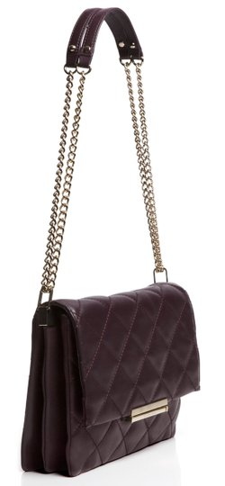 Kate Spade New York Emerson Place Lenia Quilted Leather Rich Crossbody Shoulder Bag Image 4