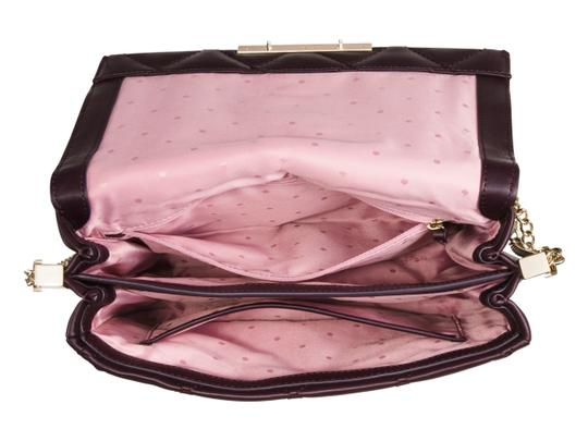 Kate Spade New York Emerson Place Lenia Quilted Leather Rich Crossbody Shoulder Bag Image 5