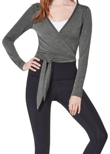 Lululemon NWT HBLK LULULEMON TIED TO IT WRAP LONG SLEEVE - - Size 10