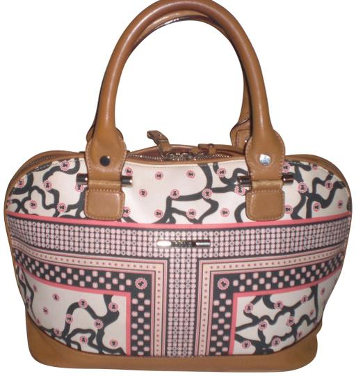 Preload https://img-static.tradesy.com/item/22920422/tous-dome-multi-color-pvcleather-satchel-0-1-540-540.jpg