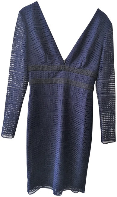 Preload https://img-static.tradesy.com/item/22920456/diane-von-furstenberg-blue-black-viera-lace-long-sleeve-mid-length-cocktail-dress-size-6-s-0-1-650-650.jpg