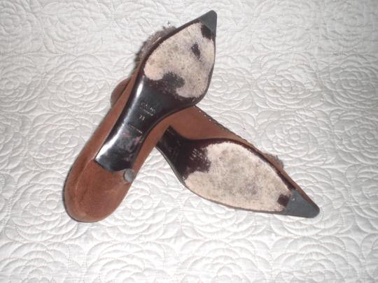 Prada Brown Pumps Image 7