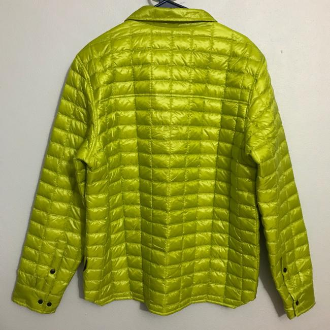 The North Face neon yellow Jacket Image 1