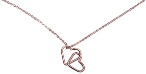 Sassy Classy Jewelry Mothers Day Interlocking Hearts Necklace Gift for Mom Jewelry Daughter