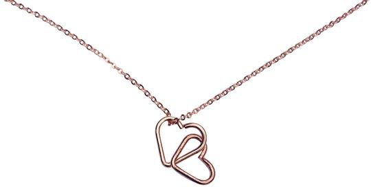 Preload https://img-static.tradesy.com/item/22920623/silver-gold-gunmetal-copper-etc-mothers-day-interlocking-hearts-gift-for-mom-daughter-necklace-0-1-540-540.jpg