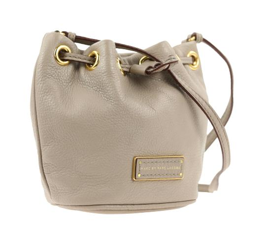 Marc by Marc Jacobs Leather Gold Hardware Cross Body Bag Image 1