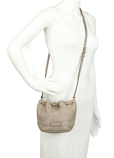 Marc by Marc Jacobs Leather Gold Hardware Cross Body Bag Image 10