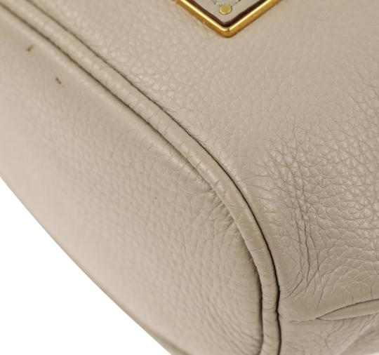 Marc by Marc Jacobs Leather Gold Hardware Cross Body Bag Image 5
