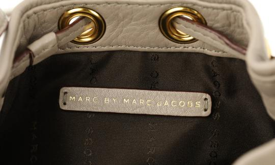 Marc by Marc Jacobs Leather Gold Hardware Cross Body Bag Image 9