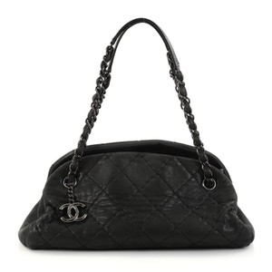 Chanel Mademoiselle Leather Shoulder Bag