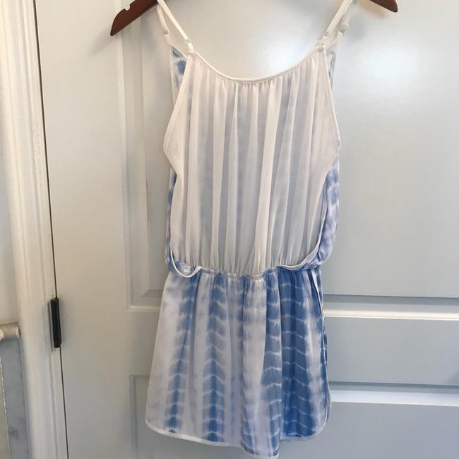 Dani Collection short dress blue white on Tradesy Image 4