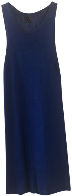 Preload https://img-static.tradesy.com/item/22921642/theory-blue-night-out-dress-size-petite-4-s-0-1-650-650.jpg