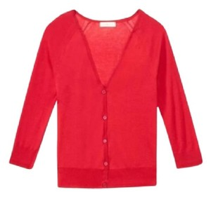 Tory Burch New Red Tag Cardigan