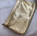 Guess gold Clutch Image 1