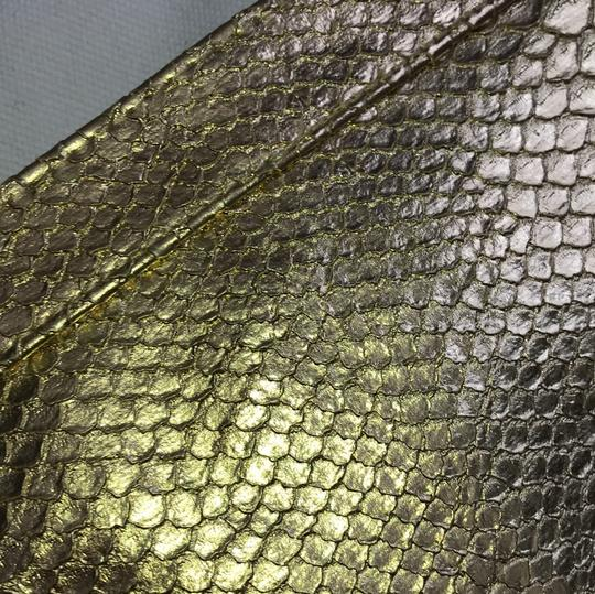 Guess gold Clutch Image 6