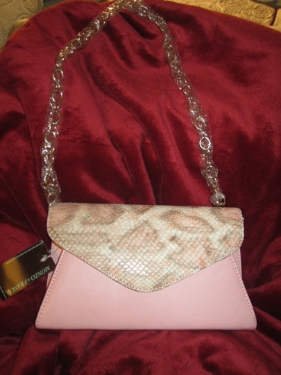 MONZO & FRANCO pink Clutch Image 1